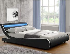 Sänkypaketti Flavio LED-Vallola 160x200