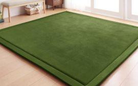 Carpet Bennett 190X190cm-green