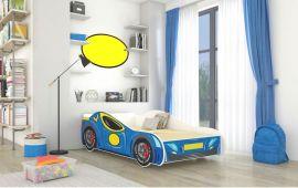 Children bed Batcar -140x70cm