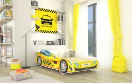 Children bed Taxi-140x70cm
