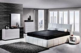 Alicante Lux Sänky 160-180 valkoinen