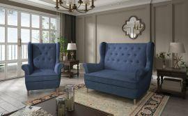 Sofa set Philomena 2+1-blue