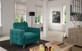 Armchair Rainey-light green