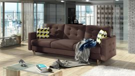 Sofa bed Coretta-brown