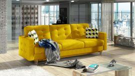 Sofa bed Coretta-yellow