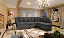Corner sofa bed Fallon-dark-grey-right