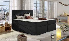 Boxspring bed Nordland 160-180-160x200cm-black