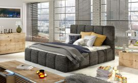 Bed Ares black-160x200cm