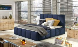 Bed Ares blue-160x200cm