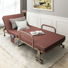 Foldable Bed Beldon-brown