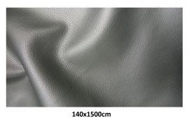 Black PU artificial leather-B
