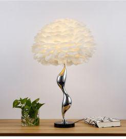 Pöytälamppu Blanche