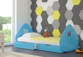 Children bed Calissa-blue