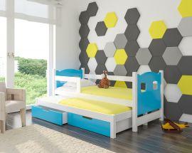 Children bed Portia -blue