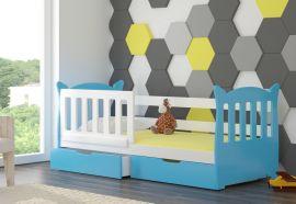 Children bed Kristoff -blue