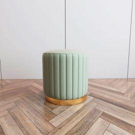 Pouf Brooke-light green