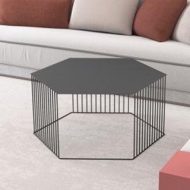 Coffee Table Buck-black