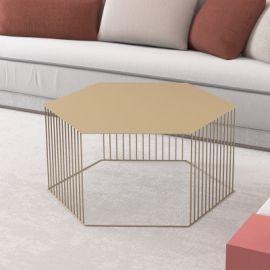Coffee Table Buck-golden