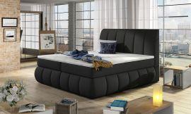 Boxspring bed Berson 140-180-160x200cm-black