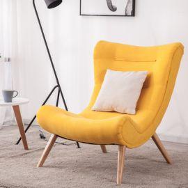Chair Clapton-yellow