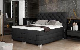 Adjustable Bed Set Astrid 160-180-160x200cm-black