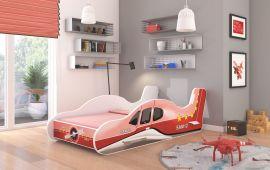 Children bed Plane Red-160x80cm
