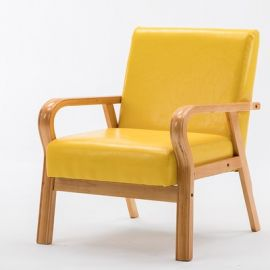 Armchair Dazzler-yellow