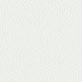 Valkoinen Bonded  keinonahka(Bonded Leather) 5-30m rulla