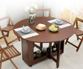 Ruokailupöytä Emiliano