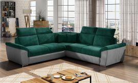 Corner sofa bed Gideon-green