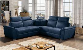 Corner sofa bed Gideon-blue