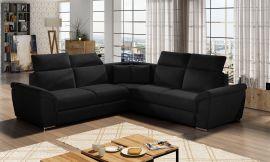 Corner sofa bed Gideon-black