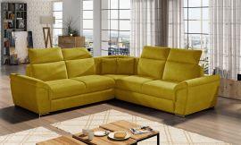 Corner sofa bed Gideon-yellow