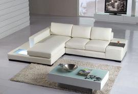 Ferrara Mini Corner Sofa-white