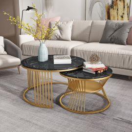 Pyöreä sohvapöytä Fonsie