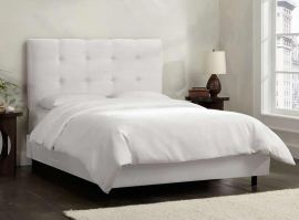 Lux Bed Fred 160x200cm-white