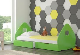 Children bed Calissa-green