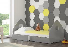 Children bed Calissa-grey