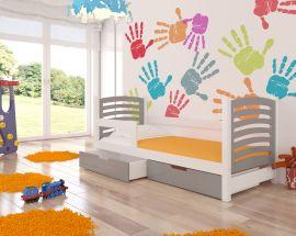 Children bed Graciella 180x75-grey