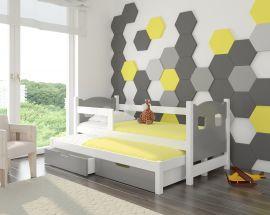 Children bed Portia -grey