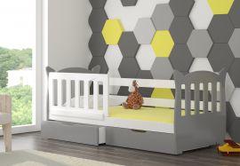 Children bed Kristoff -grey