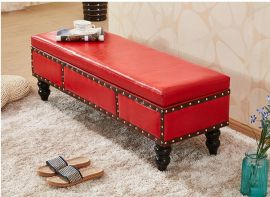 Bench Hobart-red