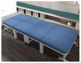 Foldable Bed Homer-blue