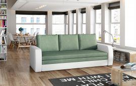 Sofa bed Lilac-green