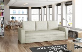 Sofa bed Lilac-beige