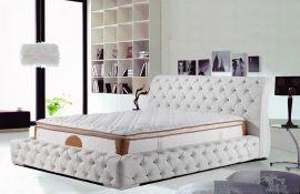 Sänky Isabena Lux 160-180 valkoinen
