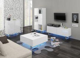 Living room set Foxtail-white