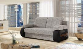Sofa bed Olive-black-grey
