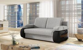 Sofa bed Olive-light grey