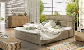 Bed Baxter light brown-160x200cm